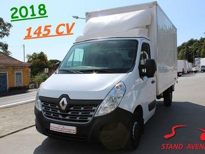 usado Renault Master 2.3 dCi CONTENTOR // 61.000 KM