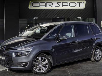 gebraucht Citroën Grand C4 Picasso 1.6 BLUE HDI FEEL