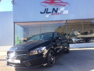 used Mercedes CLA200 AMG LOOK