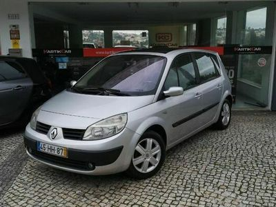 usado Renault Scénic 1.5 dCi Dynamique Luxe