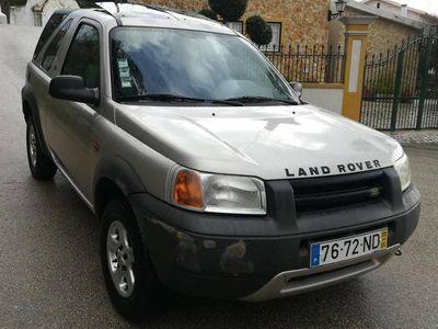 usado Land Rover Freelander 2.0 Di cabrio sport