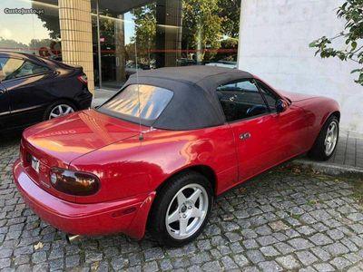 usado Mazda MX5 MIATA dos primeiros.