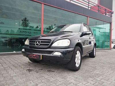 usado Mercedes ML270 ---