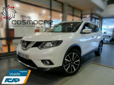 usado Nissan X-Trail 1.6 DCi Tekna Premium 4WD (130cv) (5p)