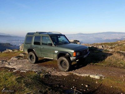 gebraucht Land Rover Discovery 2.5tdi