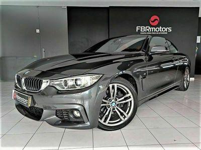 usado BMW 420 d Pack M Cabrio