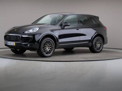 usado Porsche Cayenne Cayenne (E2)Platinu