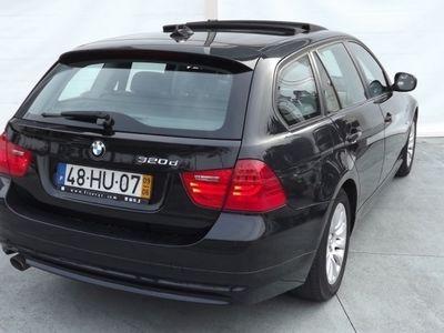 usado BMW 320 Série 3 d Touring Navigation (177cv) (5p)