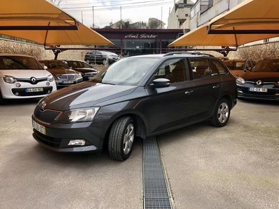 usado Skoda Fabia Break 1.4 TDI