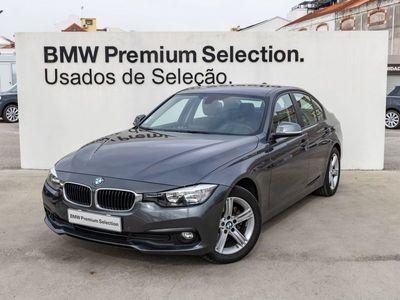 usado BMW 320 Serie 3 d Advantage Auto 2016