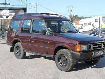usado Land Rover Discovery 200