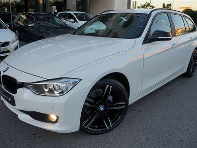 usado BMW 320 Série 3 d Touring EfficientDyn. Line Luxury (163cv) (5p)