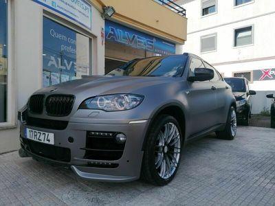 usado BMW X6 xDrive 30d HAMANN