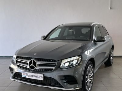 usado Mercedes GLC250 D AMG Line 4-Matic