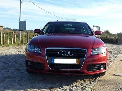 usado Audi A4 2.0 143cv Pele+GPS - 11
