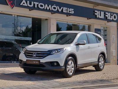 usado Honda CR-V 1.6 i-DTEC Elegance (120cv) (5p)