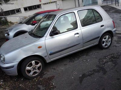 usado Nissan Micra Blues