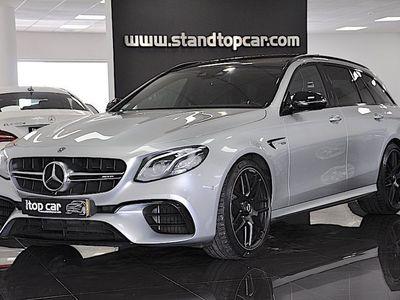 usado Mercedes E63 AMG Station S 4Matic+