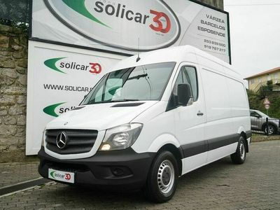 usado Mercedes Sprinter 313CDI/37 TA (11 m3)