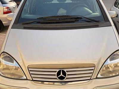 usado Mercedes A140 031