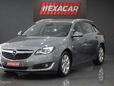 gebraucht Opel Insignia 1.6 CDTi Executive S/S (136cv) (5p)