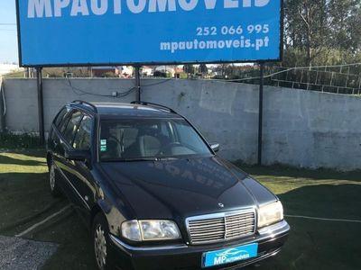 usado Mercedes C220 Carrinha c
