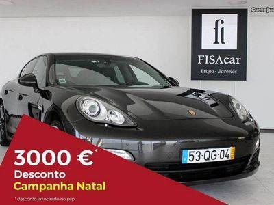 usado Porsche Panamera Platinium Edition S