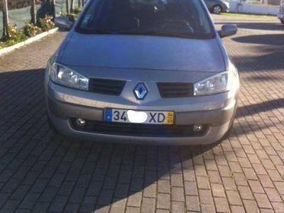 brugt Renault Mégane 1.5 dci break