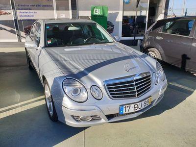 usado Mercedes E320 CDI ELEGANCE