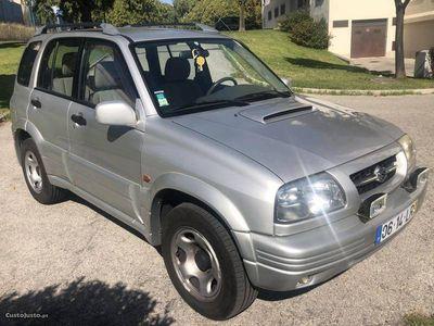 usado Suzuki Grand Vitara 2.0TD