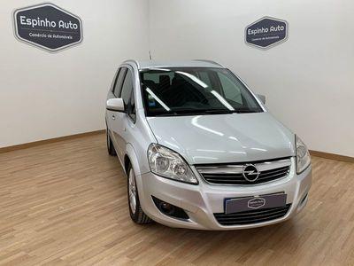 usado Opel Zafira 1.7CDTi Cosmo