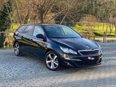 usado Peugeot 308 sw 1.6 BlueHDi Active J17