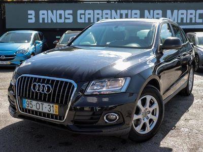 usado Audi Q5 2.0 TDI GPS