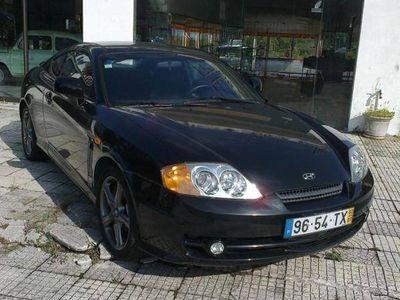 usado Hyundai Coupé S-Coupe FX1.6