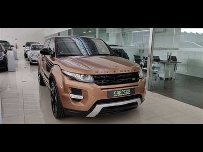 used Land Rover Range Rover evoque 2.2 SD4 Dynamic Aut.159g