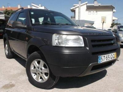 usado Land Rover Freelander 2.0 Td4