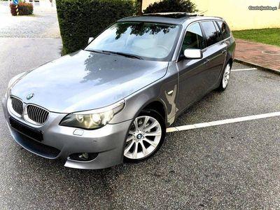 usado BMW 535 D pack m 2005 nacional