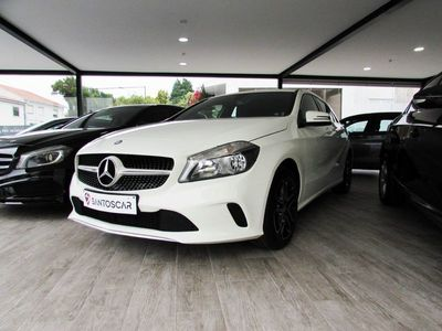 used Mercedes A180 d Style