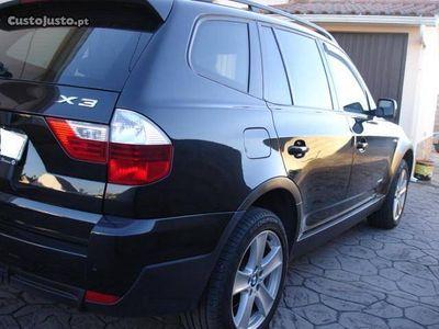 usado BMW X3 x-drive 177 cv