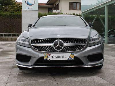 usado Mercedes CLS250 AMG - 4-Matic