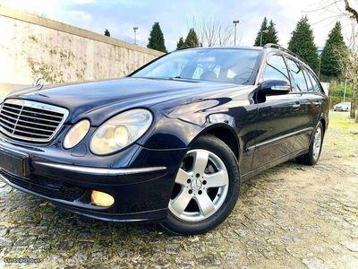 usado Mercedes E270