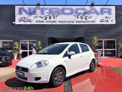 usado Fiat Grande Punto 1.3 M-Jet Sport