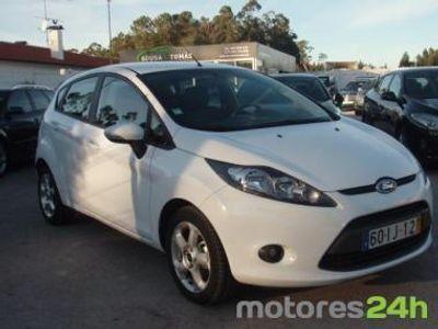 usado Ford Fiesta 1.4 TDCI Trend Nacional