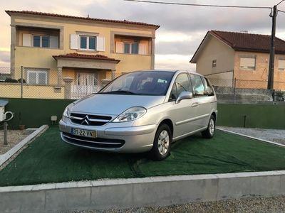 usado Citroën C8 2.0 HDi SX (109cv) (5p)
