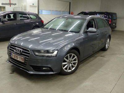 brugt Audi A4 2.0 Avant Tdi