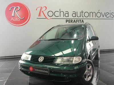 usado VW Sharan 1.9 TDi GL Confortline 90cv