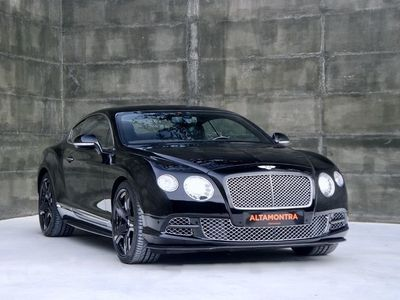 usado Bentley Continental GT W12 Full Mulliner Carbon Body Styling