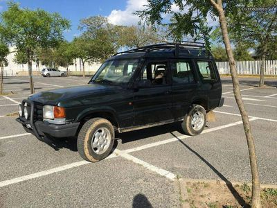 used Land Rover Discovery 300 tdi