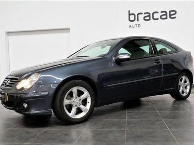 usado Mercedes C200 CDI Coupe