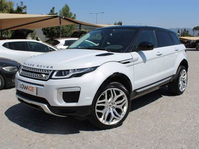 usado Land Rover Range Rover evoque 2.0 SE ED4 Dynamic
